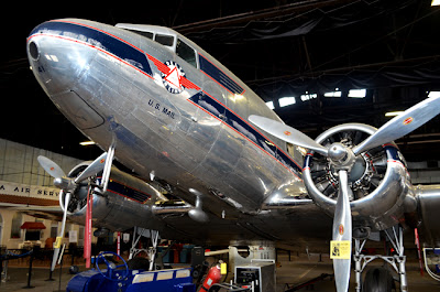 The Delta Heritage Museum, Hangar 1, DC-3 Ship 41