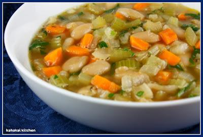 White Bean-Tarragon Soup & The Year in Soup: My Dozen Favorite Soups ...