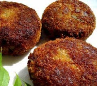 Sura meen cutlet recipe, fish cutlet recipes in tamil