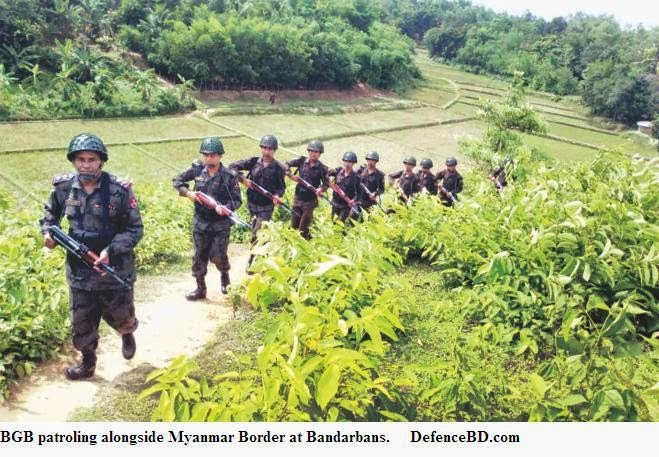 BGB will open 50 border post