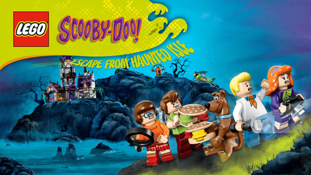 LEGO Scooby-Doo Escape from Haunted Isle Gameplay IOS / Android