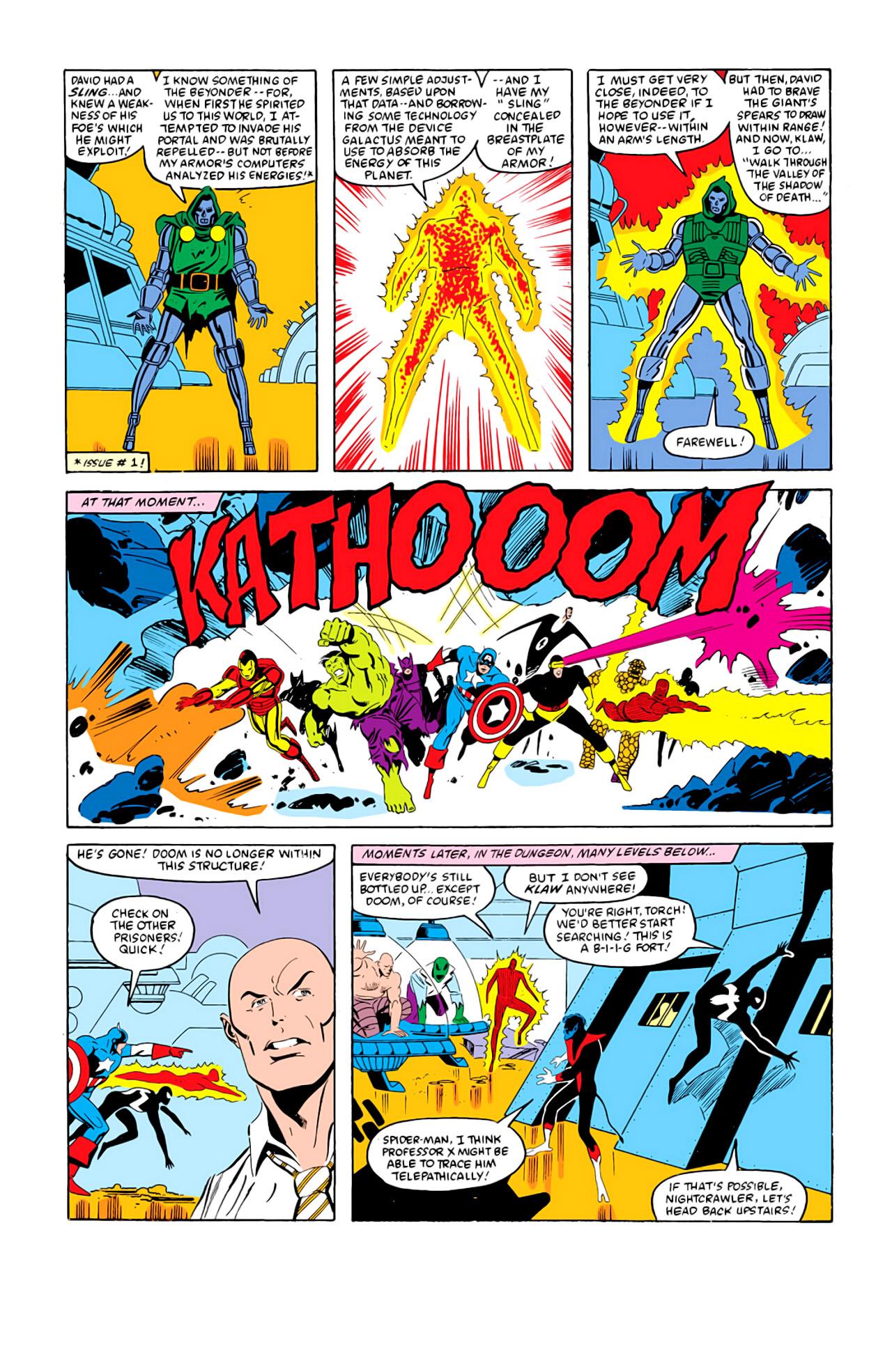 Captain America (1968) Issue #292k #218 - English 11