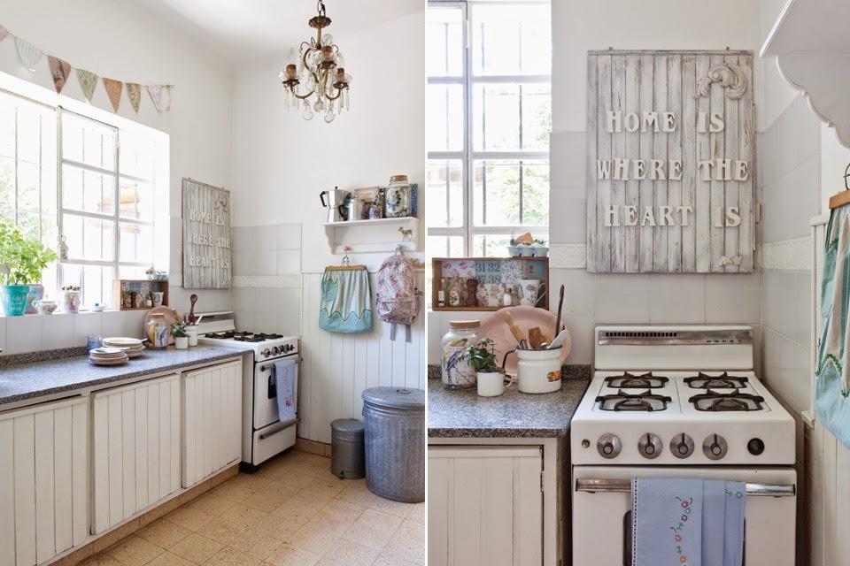 Interior] puro estilo vintage moderno fresco y femenino – virlova ...