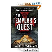 The Templar's Quest by C.M. Palov £1.99