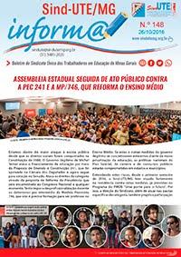 Boletim Informa nº 148 - Estadual
