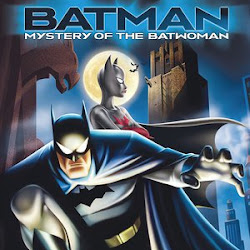 Poster Batman: Mystery of the Batwoman 2003