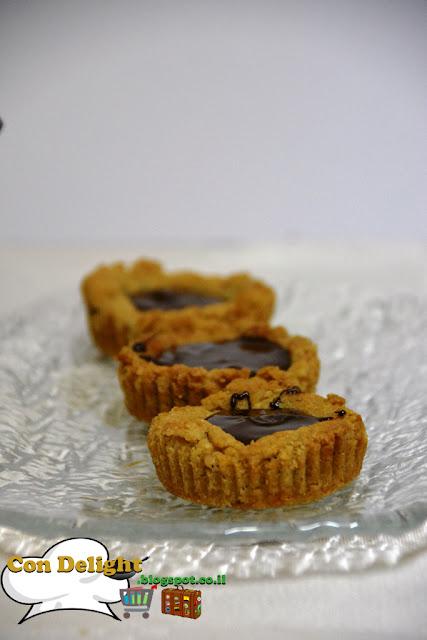 עוגיות טחינה טבעוניות Vegan tahini cookies