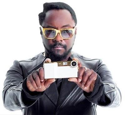 Will.i.am, do Black Eyed Peas gosta muito de tecnologia