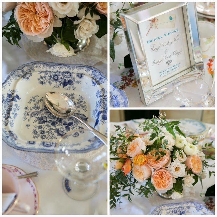 Heavenly Vintage Wedding Blog, at Bristol Vintage Wedding Fair 2014