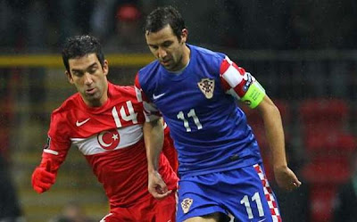 Turkey 0 - 3 Croatia (2)