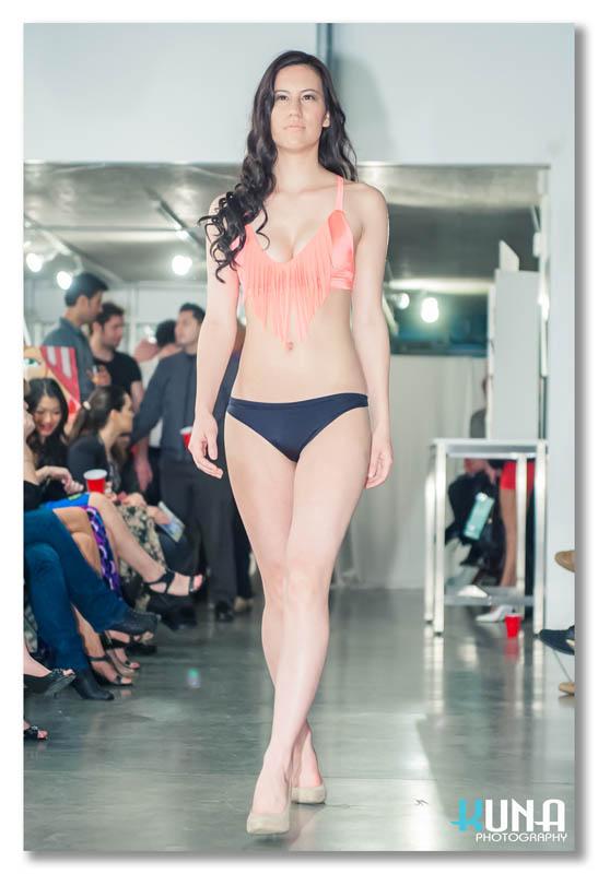 Amanda Jackson swimwear