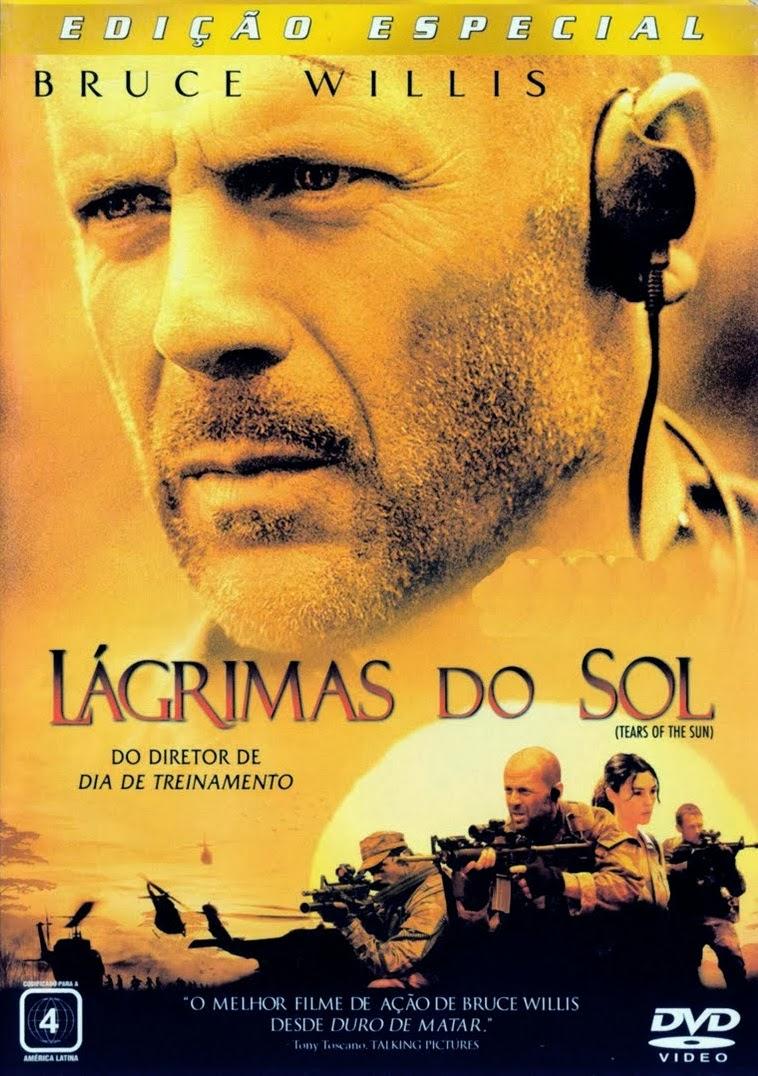 Lágrimas do Sol – Dublado (2003)