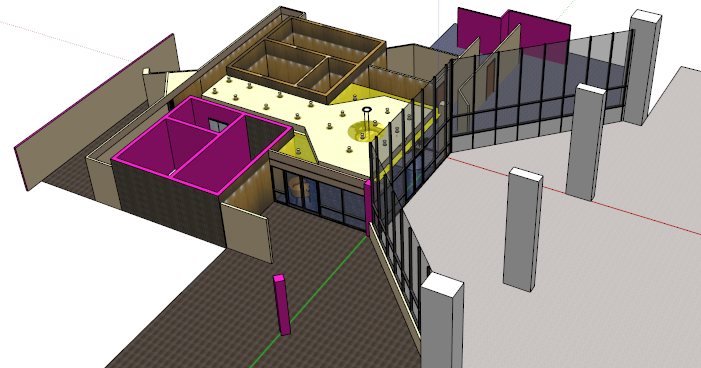 Sketchup For Interior Design The Best Way To Reach An Interior Space