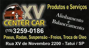 XV CENTER CAR Pneus, Rodas, Suspensão, Freios e Troca de Óleo