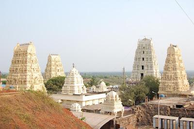 Dwaraka Thirumala RajaGopuram