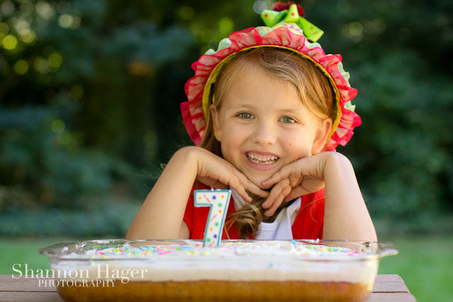 Shannon Hager Photography, Birthday Portrait