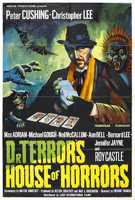 Dr. Terror's House of Horrors 1965 Blu-ray Olive Films
