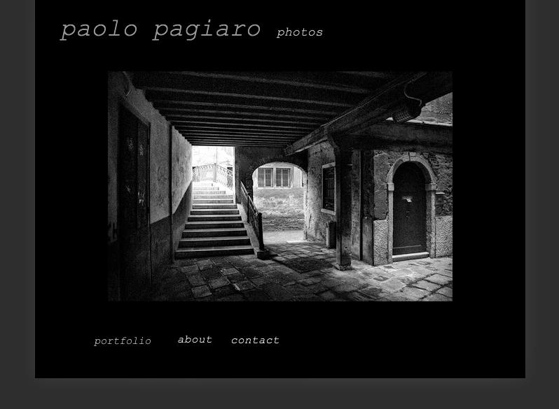 Paolo Pagiaro  personal sito Photo