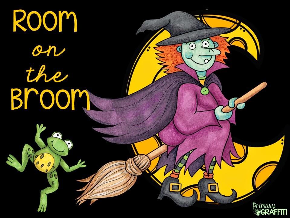http://www.teacherspayteachers.com/Product/Room-on-the-Broom-Book-Companion-1470934