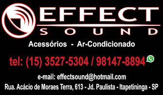 EFFECT SOUND Acessórios - Ar-Condicionado