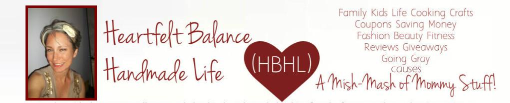 Heartfelt Balance | Handmade Life