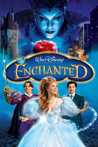 Enchanted (2007) ταινιες online seires xrysoi greek subs