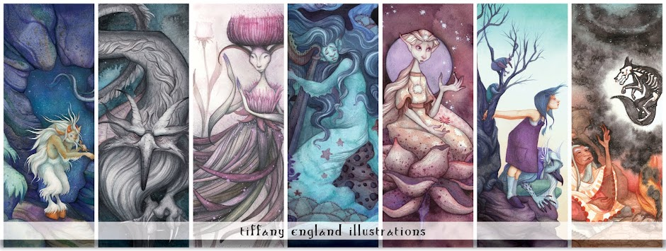 Tiffany England illustrations