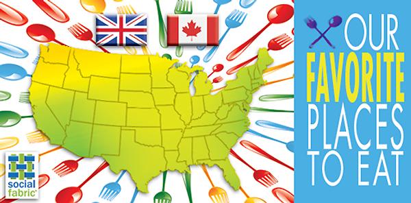 Best Restaurants US, Canada, UK - restaurant blog hop #cbias