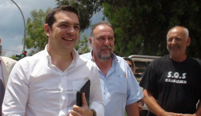 Να ξεκαθαρίσει τη θέση του ο Τσίπρας για τις Σκουριές ζητά ο ΣΥΡΙΖΑ Ιερισσού