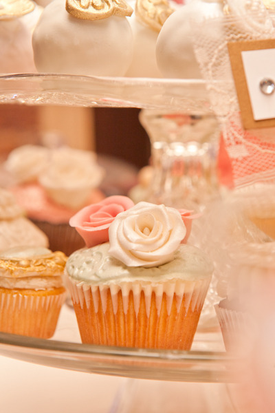 Montreal wedding cupcakes