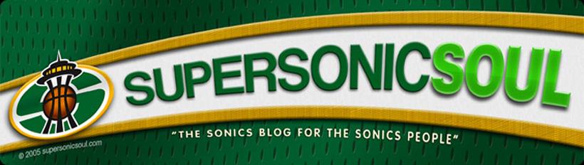 Supersonicsoul - The Sonics Blog!