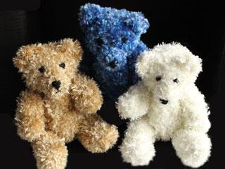 TEDDY BEAR KNITTING PATTERNS AUSTRALIA DESIGNS & PATTERNS