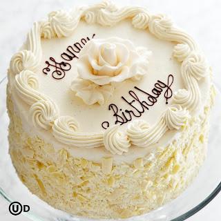 RECIPES BEST Vanilla Bean Happy Birthday Cake - Birthday cake vanilla