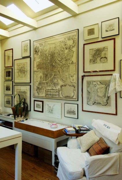 Maps Are Such A Fun Way To Personalize A Space. They Can Reveal The History  Of Travels, Geneology, Locations Of Loved Ones And So Much More.