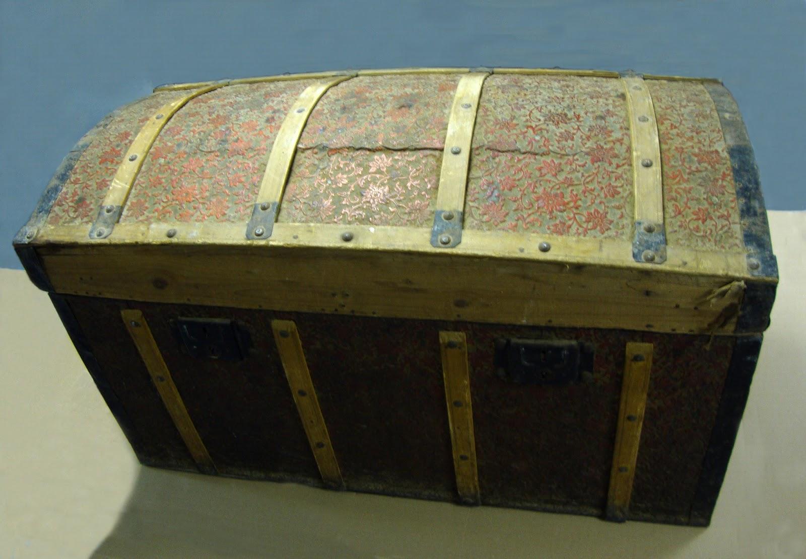 renovArte muebles: Curso de Restauración de Muebles: Baúl
