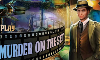 Murder on the Set awesome mistery Hidden Object Online Games free play