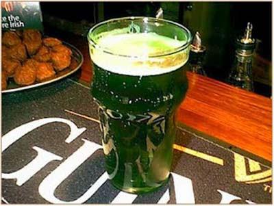 Green Beer Races