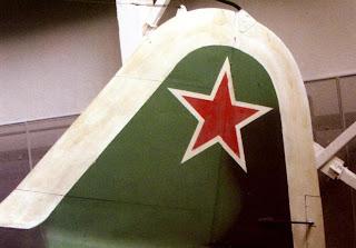 Киль и руль направления с триммером Ил-2 КСС