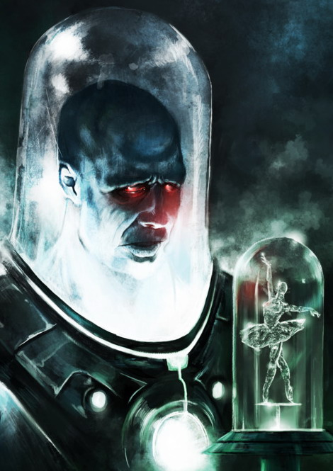 Mr. Freeze (DC Comics) Character Review - Sad Mr. Freeze