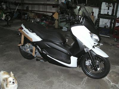 X-MAX125