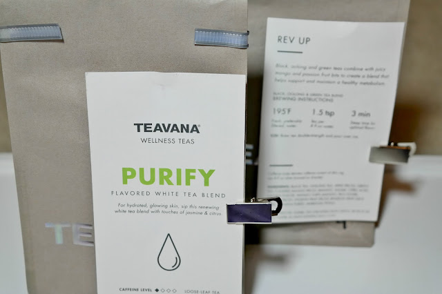 Wellness Teas by Teavana