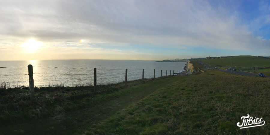 FitBits | When only a run will do - running in Brighton