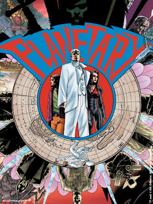 Read Planetary #1 Online for Free / Planetary Digital Omnibus only $24.99