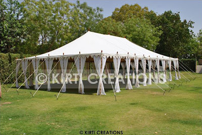 Spacious Raj Tent