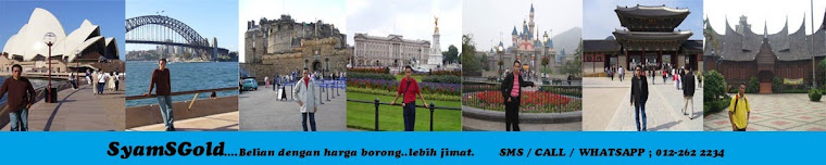 SyamSGold...Borong 4 All