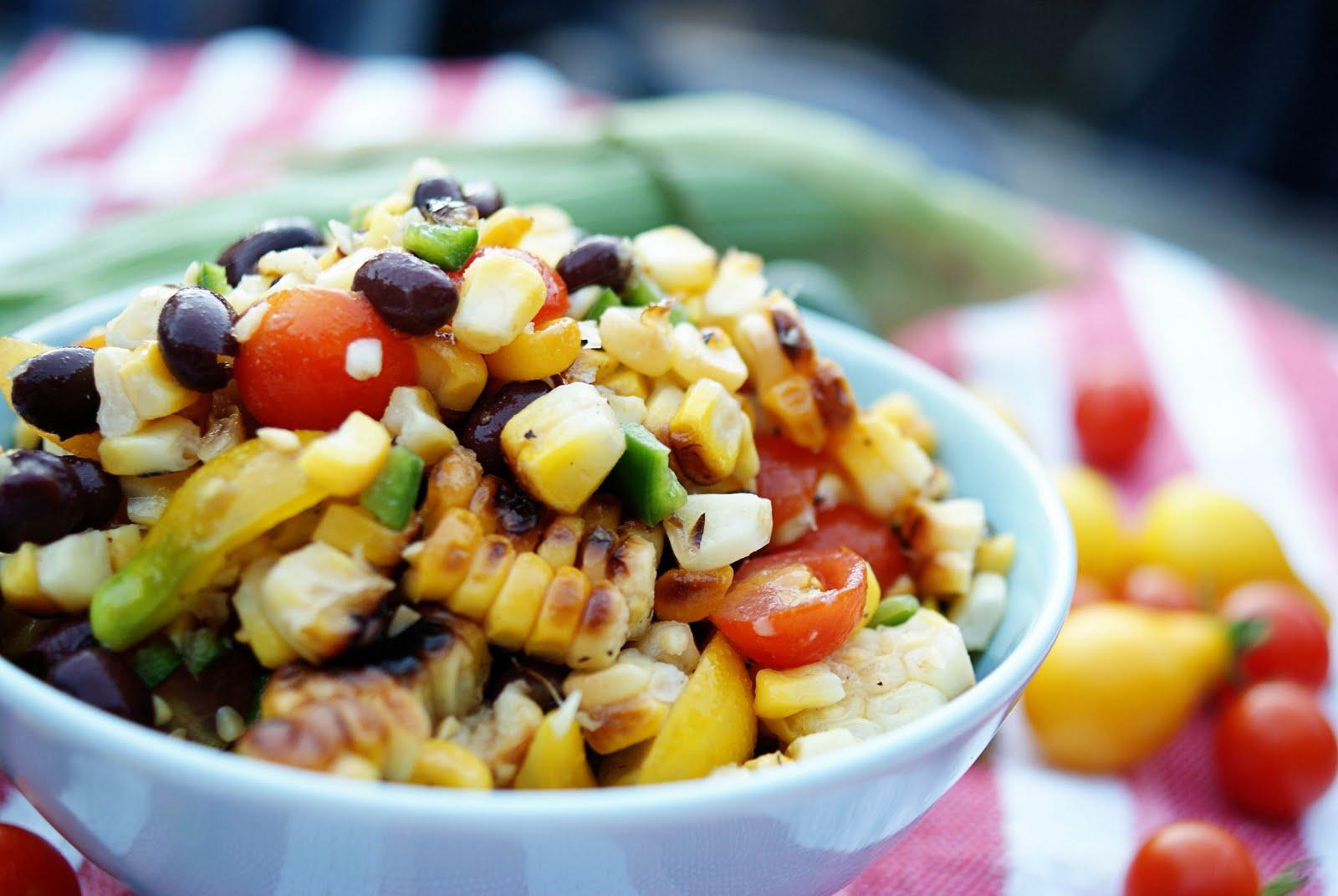 Рецепты с салатом корн