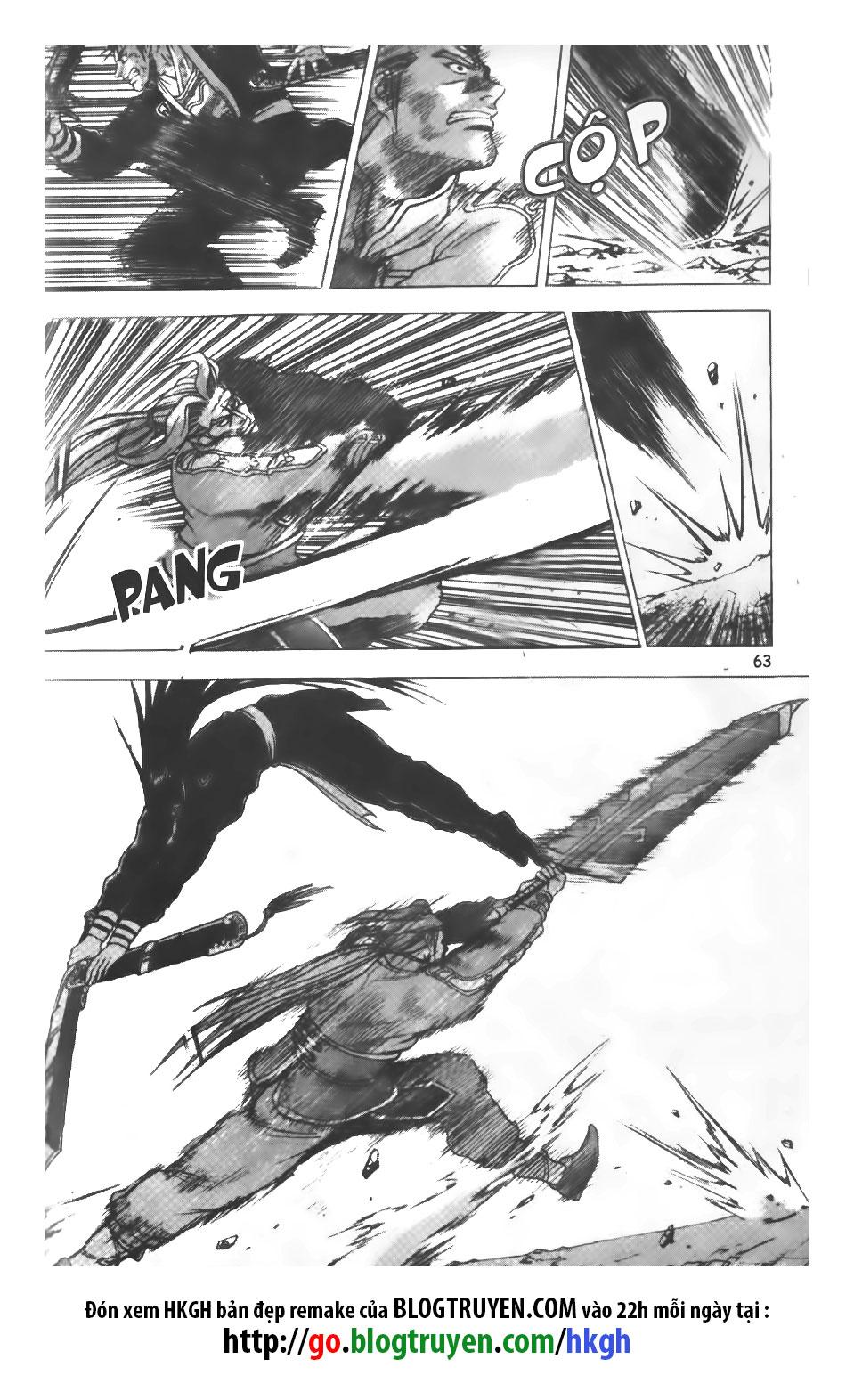 Hiệp Khách Giang Hồ - Hiệp Khách Giang Hồ Chap 252 - Pic 6