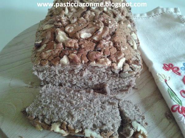 pane di quinoa e farina di castagne