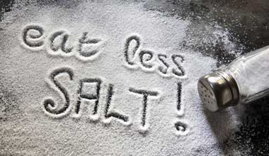 No to Salt