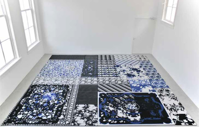 All in one carpet by Studio Droog